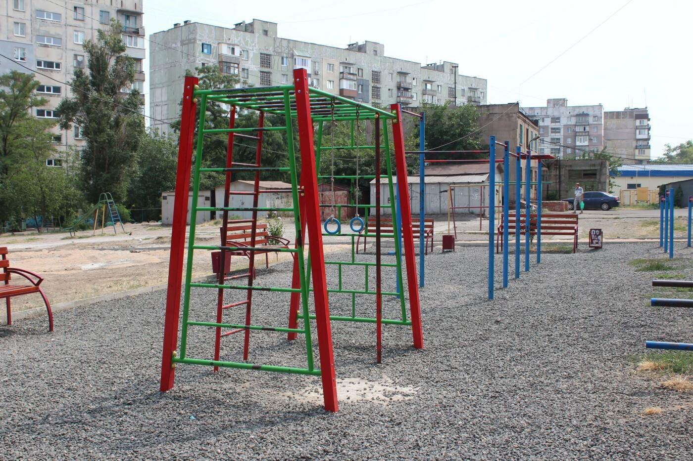 Наші діти – наше майбутнє. Облаштування дитячих і спортивних майданчиків у вашому місті  , фото-5