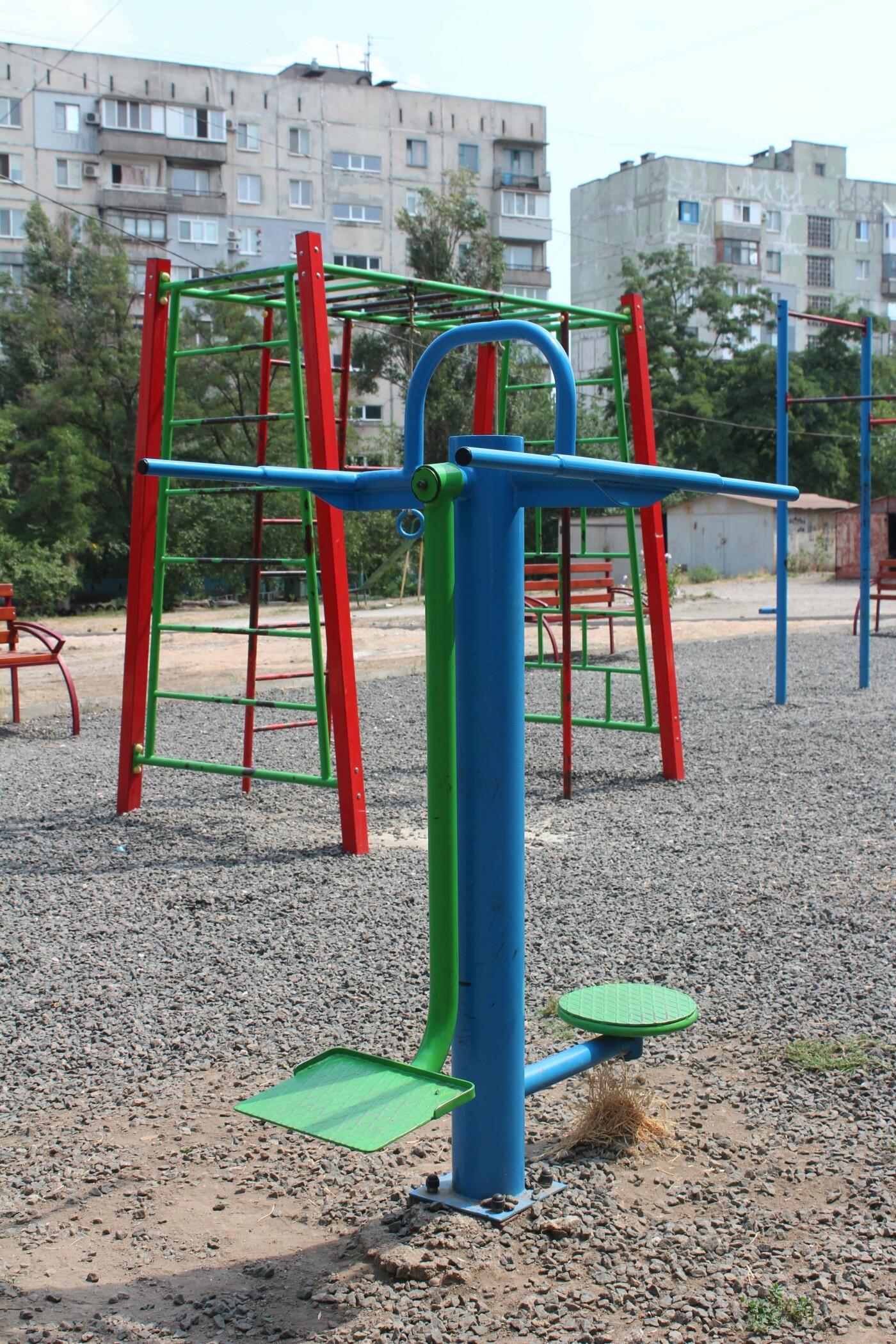 Наші діти – наше майбутнє. Облаштування дитячих і спортивних майданчиків у вашому місті  , фото-7
