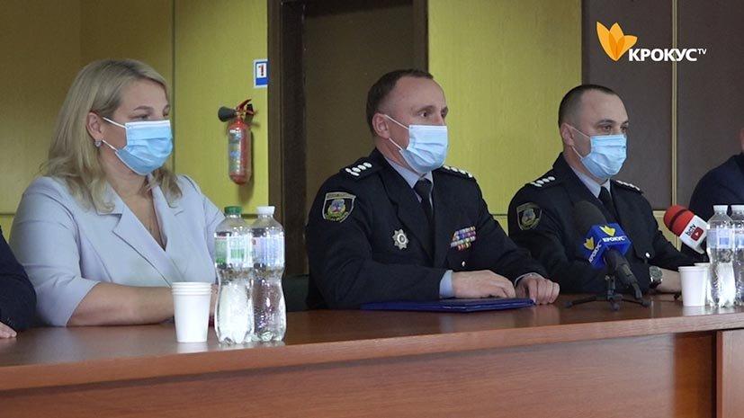 У районне управління реорганізовано білоцерківський відділ поліції, фото-1