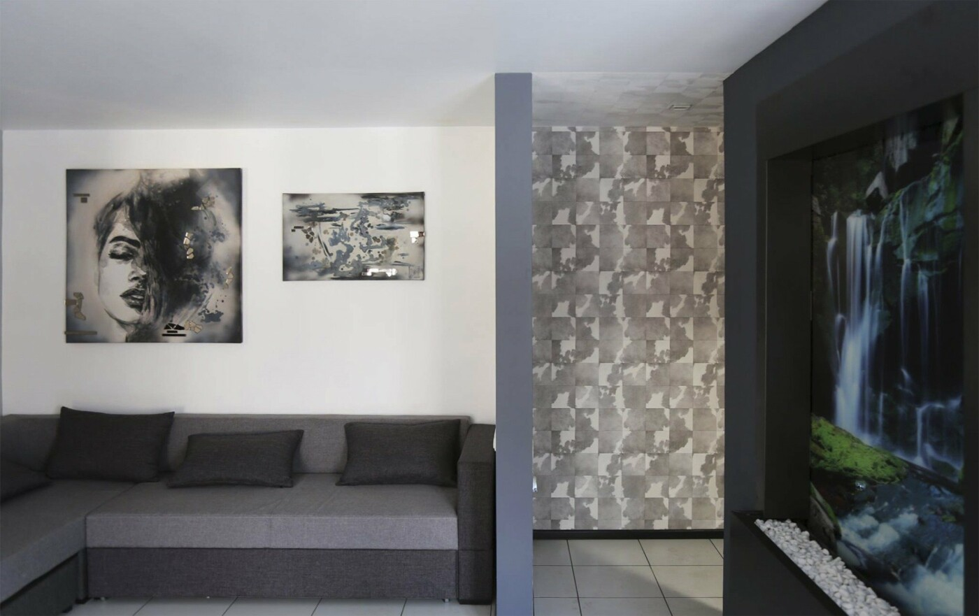 Замовити настінний живопис в Білій Церкві, Дизайн-студія Романа Москаленка