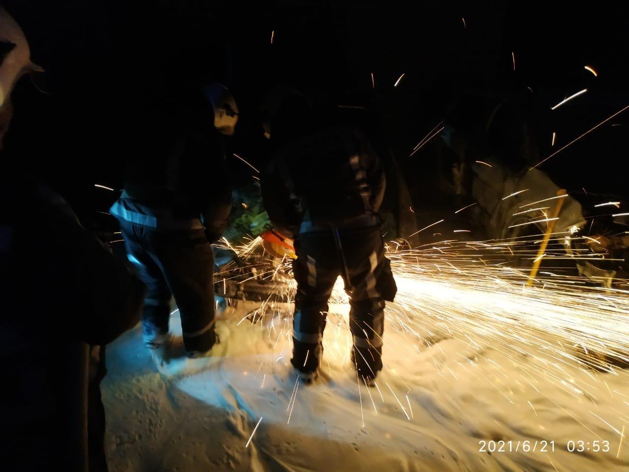 """У Білій Церкві були пошкоджени вогнем """"Lanos"""" і """"Citroen"""", фото-1"""