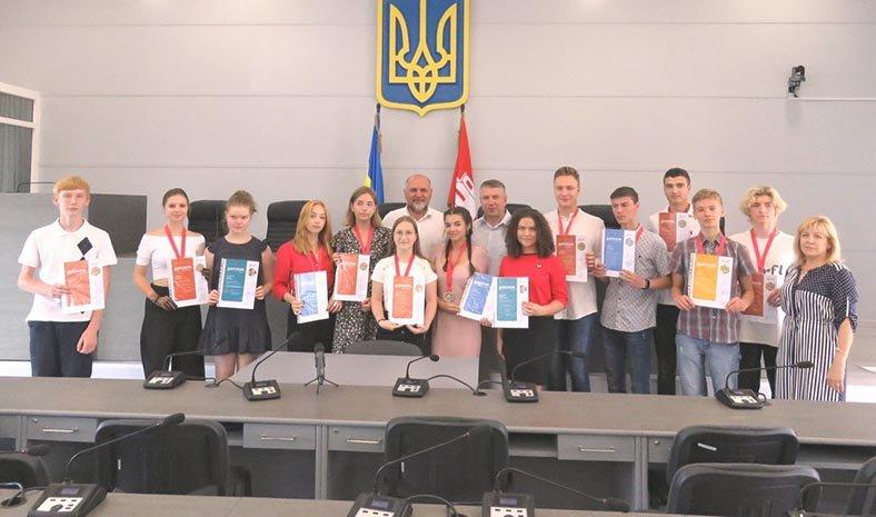 Переможцями у Всеукраїнському конкурсі Малої академії наук України стали 12 школярів Білої Церкви, фото-1