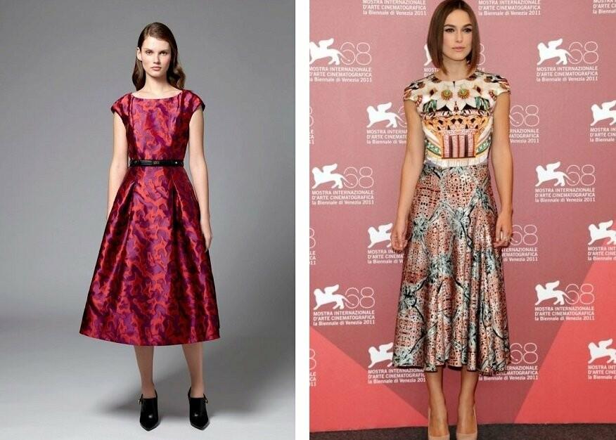 Модные платья миди на Клубке